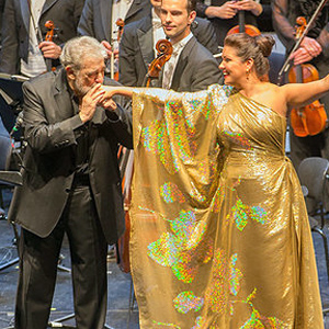 Placido Domingo & Anna Netrebko