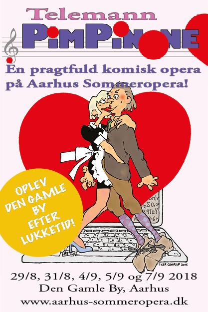 Aarhus Sommeropera 2018