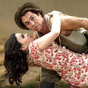 L'elisir d'amore at the Royal Opera House