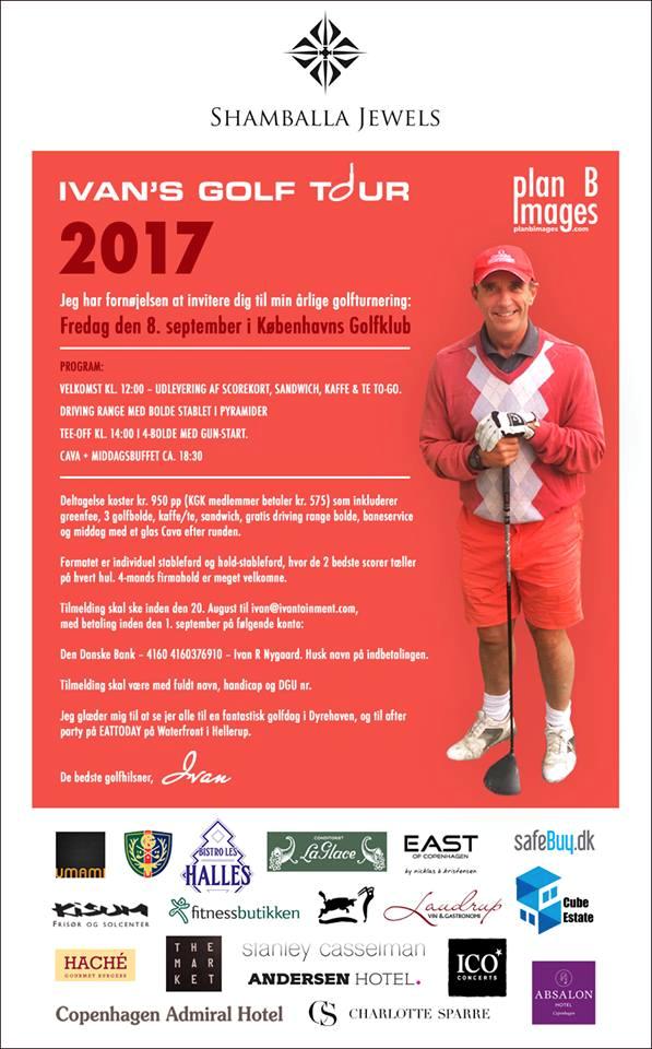 Ivans Golftour 2017