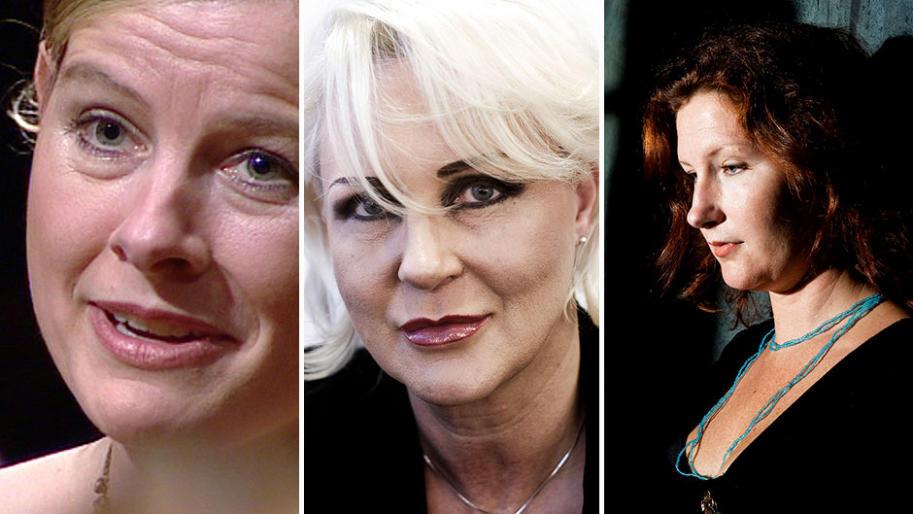 Ditte Højgaard Andersen, Irene Theorin og Ylva Kih