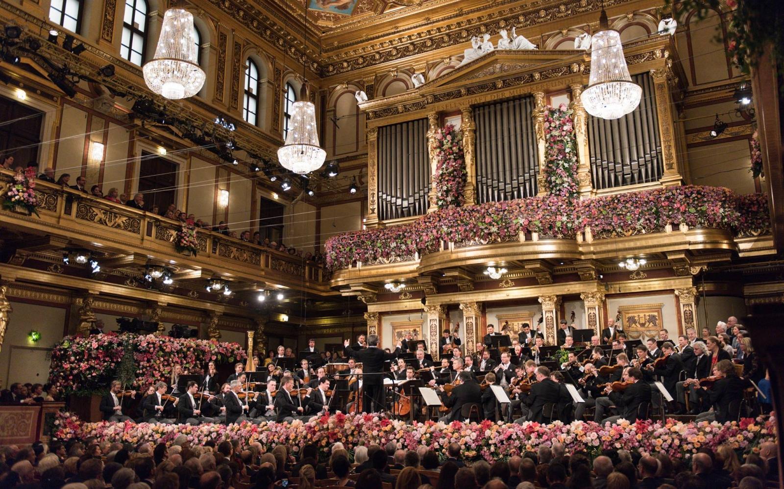 Wien New Year 2019