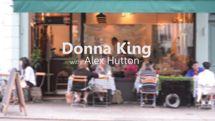 Donna King: Do Right